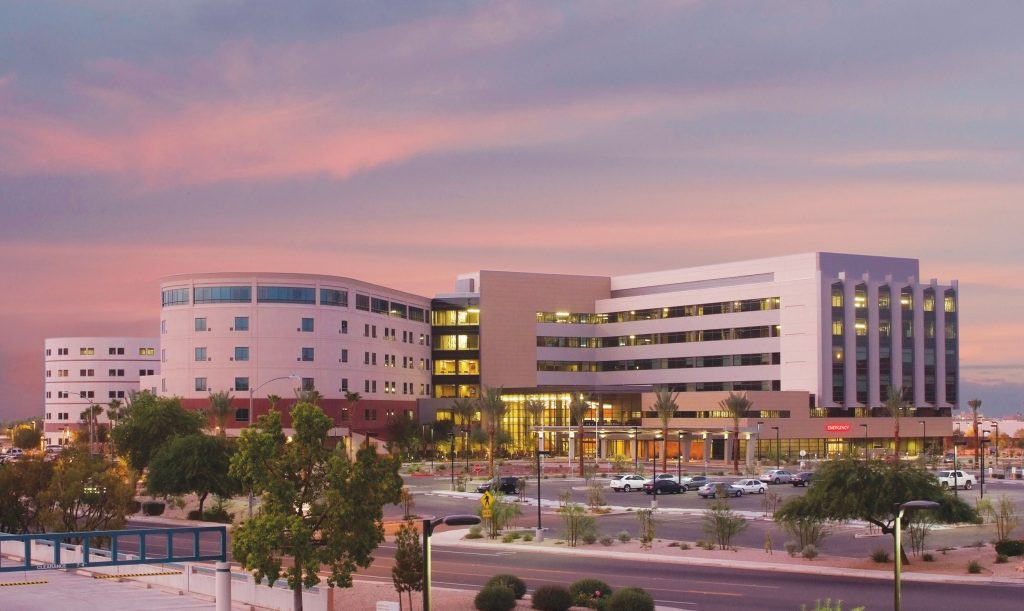 10 Rumah Sakit Kanker di Arizona AS: Bagian 2