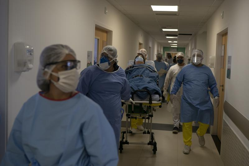 Rumah Sakit AS Sudah Penuh Bahkan Sebelum Pandemi Coronavirus